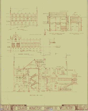 WCC Archives reference 00056-121-B10979-Plans